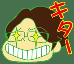 Morimon sticker #148374