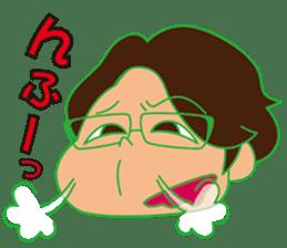 Morimon sticker #148387
