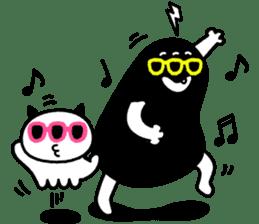 kogekoge-ko-chan&neko-magai sticker #148581