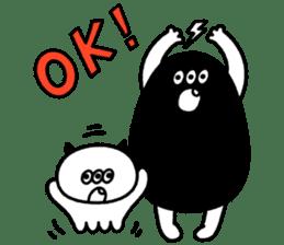 kogekoge-ko-chan&neko-magai sticker #148586