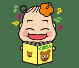 Aloha-chan sticker #148973