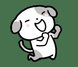 Cute Dog1 sticker #149205