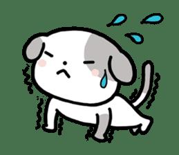 Cute Dog1 sticker #149208