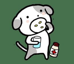 Cute Dog1 sticker #149211