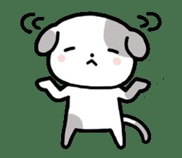 Cute Dog1 sticker #149218