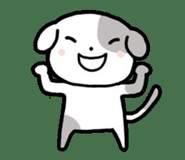 Cute Dog1 sticker #149221