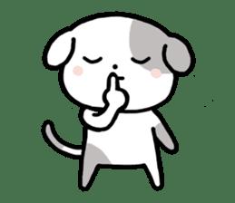 Cute Dog1 sticker #149226