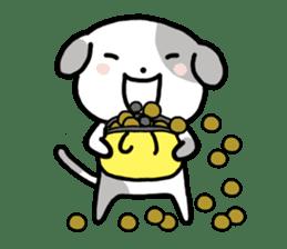 Cute Dog1 sticker #149234