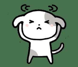 Cute Dog1 sticker #149239