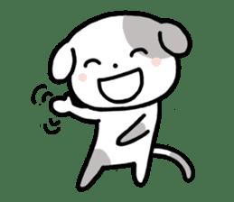 Cute Dog1 sticker #149241