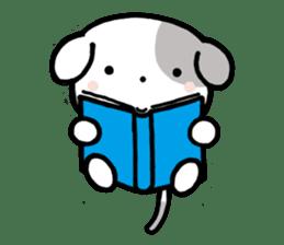 Cute Dog1 sticker #149243