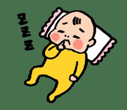 BABY sticker #149289