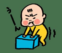 BABY sticker #149302