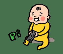 BABY sticker #149305