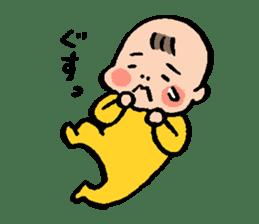 BABY sticker #149311