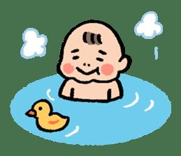 BABY sticker #149313
