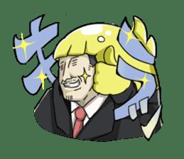 [Mr.Kigurumi!Are You Working?] sticker #149404