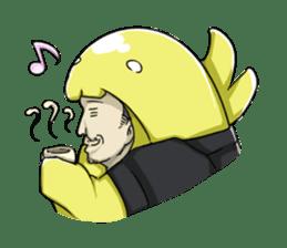 [Mr.Kigurumi!Are You Working?] sticker #149407
