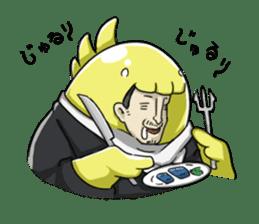 [Mr.Kigurumi!Are You Working?] sticker #149409