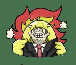 [Mr.Kigurumi!Are You Working?] sticker #149410