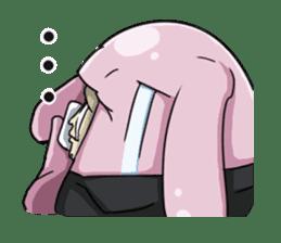 [Mr.Kigurumi!Are You Working?] sticker #149423