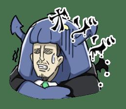 [Mr.Kigurumi!Are You Working?] sticker #149432