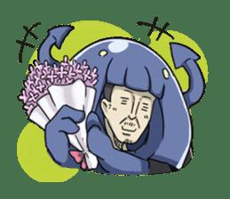 [Mr.Kigurumi!Are You Working?] sticker #149433