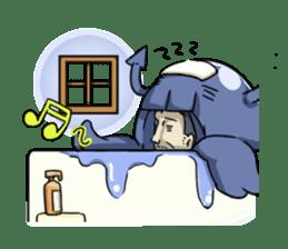 [Mr.Kigurumi!Are You Working?] sticker #149439