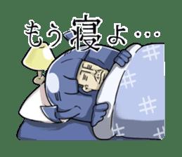 [Mr.Kigurumi!Are You Working?] sticker #149441