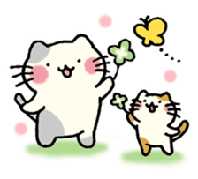 nyankoro-san. sticker #149925