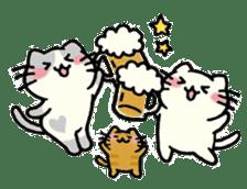 nyankoro-san. sticker #149932