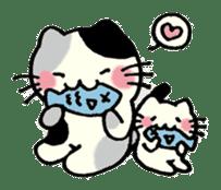 nyankoro-san. sticker #149943