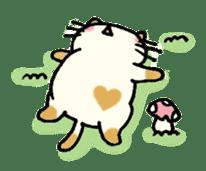 nyankoro-san. sticker #149955