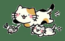 nyankoro-san. sticker #149957