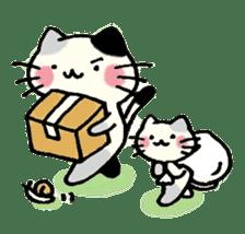 nyankoro-san. sticker #149959