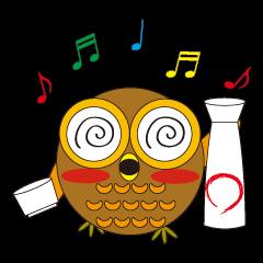 circle face1 owl