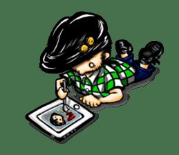 ArtRJ : Tomo & Shintarou sticker #150473
