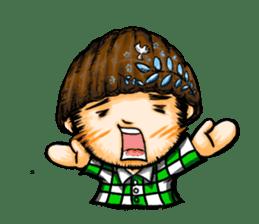 ArtRJ : Tomo & Shintarou sticker #150477