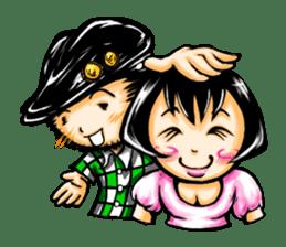 ArtRJ : Tomo & Shintarou sticker #150478