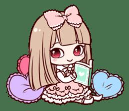 Fancy Dolls sticker #150685
