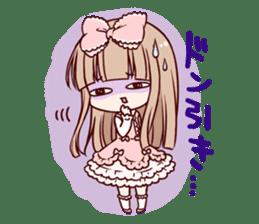 Fancy Dolls sticker #150691