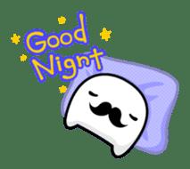 Gentle tooth sticker #150786