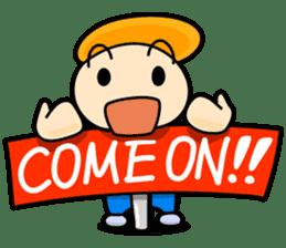 GO!Go! Auto Mobile Club sticker #150844