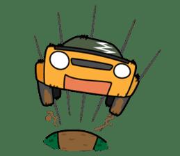 GO!Go! Auto Mobile Club sticker #150856