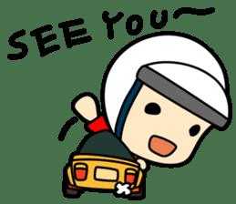 GO!Go! Auto Mobile Club sticker #150858