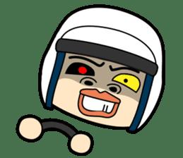 GO!Go! Auto Mobile Club sticker #150875