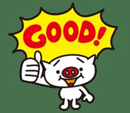 Suu Suu Boo sticker #151324