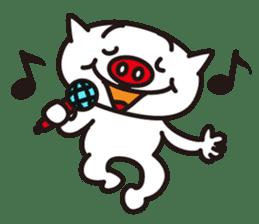 Suu Suu Boo sticker #151335