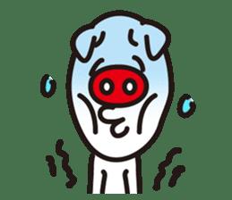 Suu Suu Boo sticker #151347