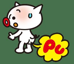 Suu Suu Boo sticker #151362